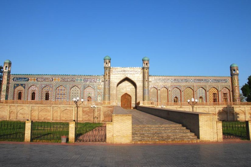 Palace of Khudayar Khan 2