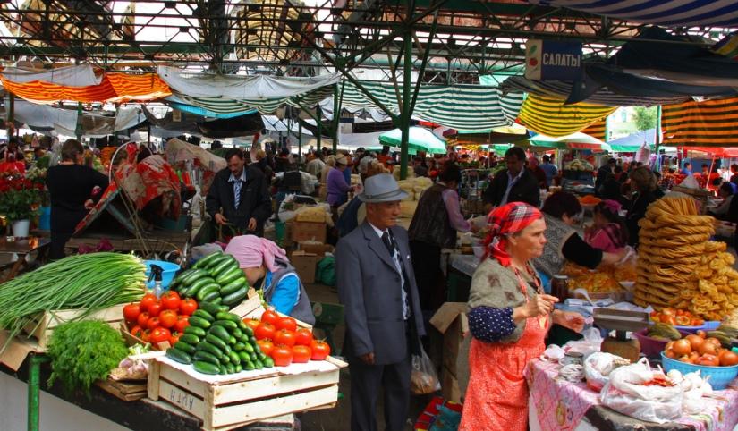 Karasuu Bazaar 4