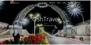Osh Travel Screen Shot