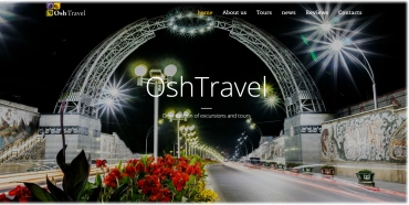 Osh Travel Screen Shot