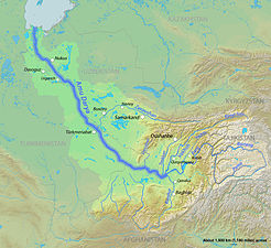 Transoxiana Map