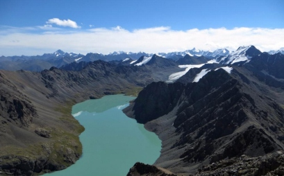Ala Kul Lake 3