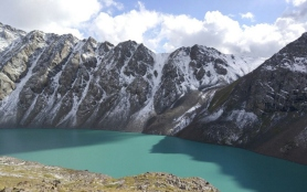 Ala Kul Lake 7