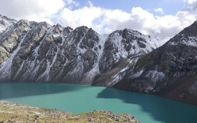 Ala Kul Lake 7