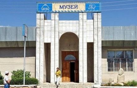 Cholpan Ata Historical Museum 1
