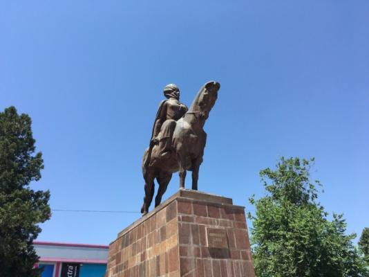 Datka Statue