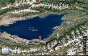 Fairy Tale Canyon Google Earth 2