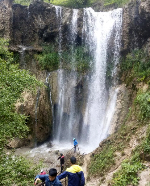 Jala bad Waterfall