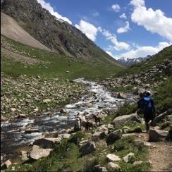 Jyrgalan Valley Trekking -Freeride Skiing 2