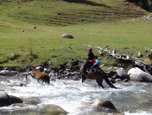 Jyrgalan Valley Trekking -Freeride Skiing 4