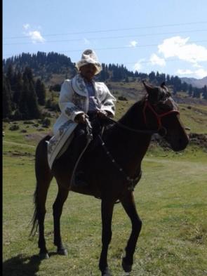 Jyrgalan Valley Trekking -Freeride Skiing 6