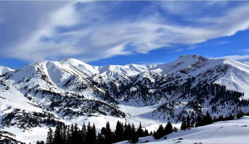 Jyrgalan Valley Trekking -Freeride Skiing 8