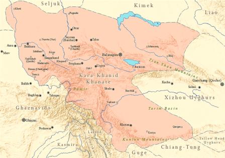 Kara-Khanid_Khanate