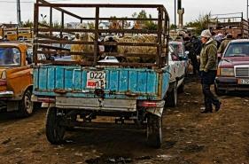 Karakol Cattle Market 14