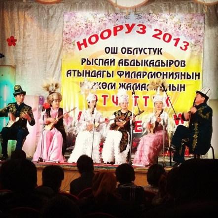 Nooruz-Osh-Kyrgyzstan