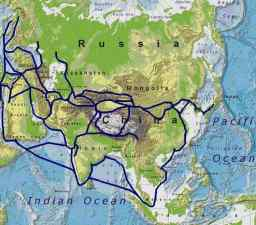 Silk-Road-Map-Central-Asia