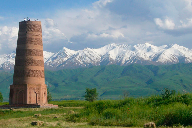 Silk Road Tower