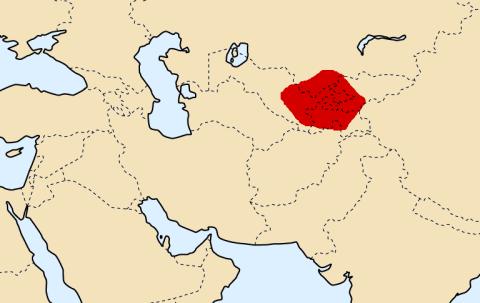 Sogdiana-300BCE