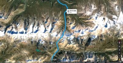 Tosor Pass Google Earth 1