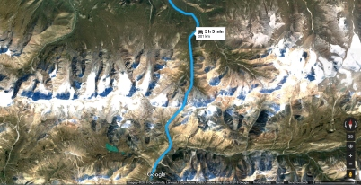 Tosor Pass Google Earth 1