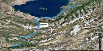 Tosor Pass Google Earth 2