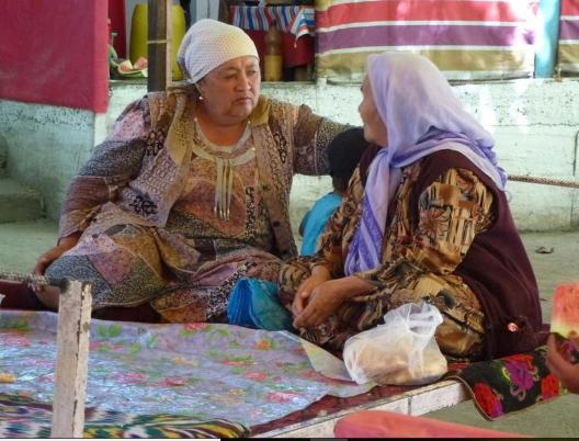 Uzbek Women in Arnslabob