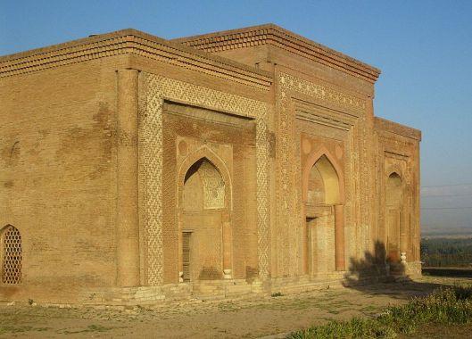 Uzgen_Mausoleum