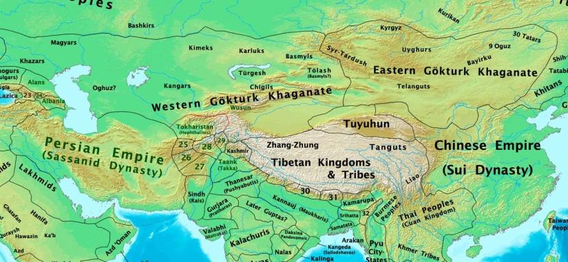 Western Gokturk Khaganate