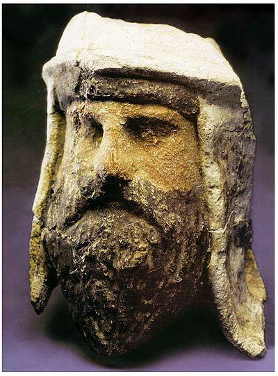 Bactrian Zoroastrian