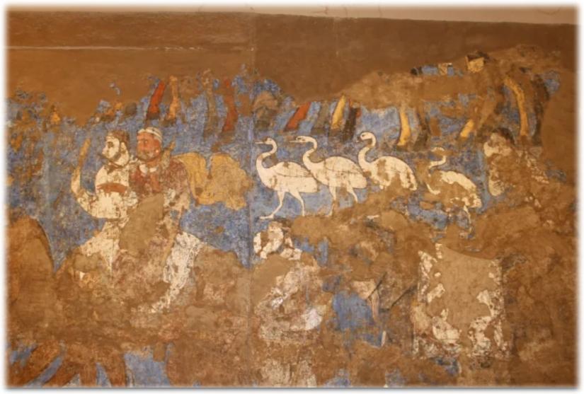 Nauruz celebration when Zoroastrianism