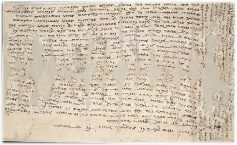 Sogdian Letters