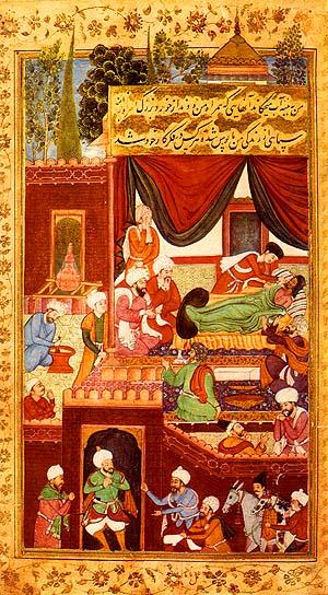 The Memoirs of Babur