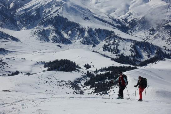 Jergalan Ski Tour
