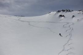 Jergalan Skiiing