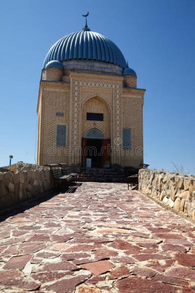 Shah-Fazil Mausoleum 3