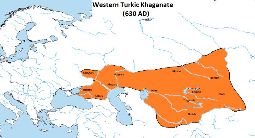 Western Turkic Khaganate
