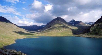 Besh Tash Lake 1