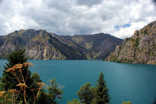 Sary-Chelek Lake 1