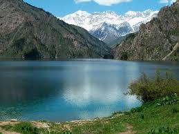 Sary-Chelek Lake 4