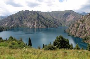 Sary-Chelek Lake 5
