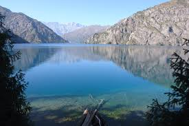 Sary-Chelek Lake 6
