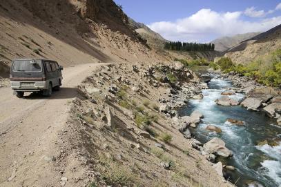 Suusamyr Valley 8
